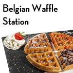 Belgian Waffle Station
