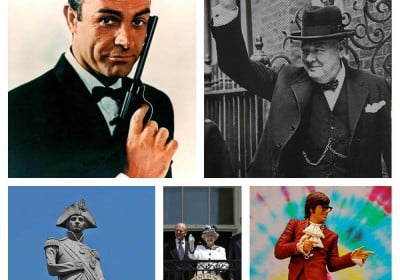 Iconic London Photo Booth Poses