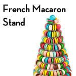 French Macaron Stand