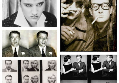 Famous Photo Booth Shots