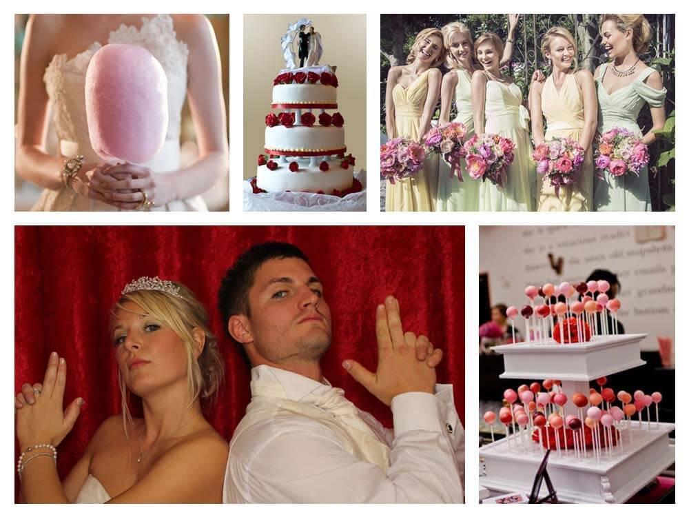Weird Wedding Facts
