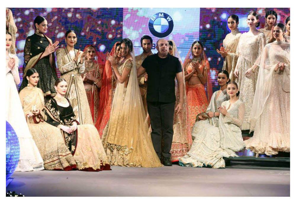 tarun with models