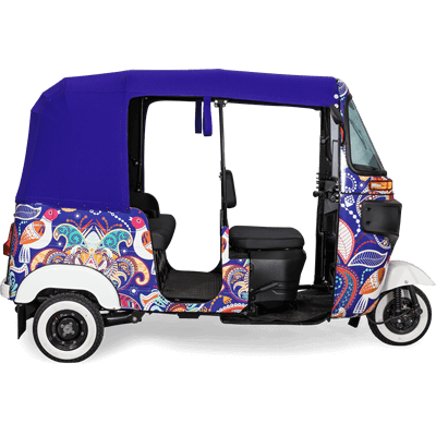 Tuk-Tuk Photo Booth Hire