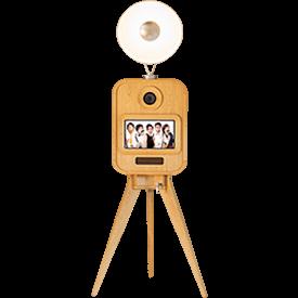 Hire A Selfie Magic Mirror Photo Booth | Snapchat Printer
